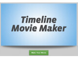 Bild: Der Timeline Movie Maker macht aus der Facebook Chronik ein Video.
