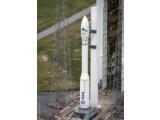 Bild: Die Trägerrakete kann bis zu 1.500 Kilogramm Ladung in die Erdumlaufbahn befördern.