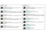 Bild: Twitter-Nutzer haben künftig die Wahl, ob sie sämtliche Tweet-Konversationen von Steve Martin lesen wollen, oder nur solche, die er auf Twitter mit der allgemeinen Öffentlichkeit teilen wollte.