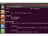 Bild: Ubuntu eignet sich perfekt, um mit dem dd-Werkzeug ein Abbild der Festplatte zu erstellen.