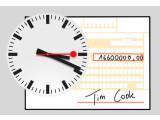 Bild: Unerwartete Sondereinnahme für die Schweizer Bahn: Apple soll umgerechnet 16,6 Millionen Euro für die Lizenzierung des Uhrendesigns zahlen.