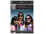 Bild: Für das Update ist die iPhone-App von Google+ weitgehend überarbeitet worden.