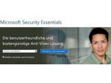 Bild: Das Update von Microsoft Security Essentials bietet einen verbesserten Schutz vor Viren und anderer Schadsoftware.
