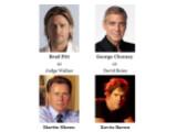 """Bild: Die Uraufführung von """"8"""" ist gespickt mit Stars wie Brad Pitt und George Clooney."""