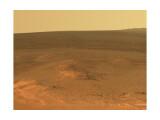 Bild: Hier verbringt Opportunity seinen fünften Marswinter.