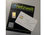 Bild: Die Verfügbarkeit der neuen Nano-SIM-Karten (rechts) variiert unter den Mobilfunkanbietern.