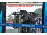 Bild: Zum Verkaufsstart des Meizu MX kam es in China zu langen Schlangen wie hier in Zhuhai.