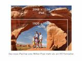 Bild: Der vermeintliche Apple-Fernseher könnte mit Full HD-Auflösung kommen, von Apple aber trotzdem als Retina-Bildschirm vermarktet werden.