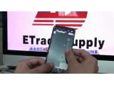 Bild: Bei dem im Video gezeigten Bauteil  soll es sich um das Gehäuse des iPhone 5 handeln.