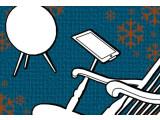 Bild: Wer viel Geld hat, interessiert sich vielleicht für teure Technik-Weihnachtsgeschenke - etwa einen iPad-Schaukelstuhl.