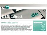 Bild: Bei vielen Hostern ist es möglich, Domains extern zu registrieren - zum Beispiel direkt bei der DENIC.