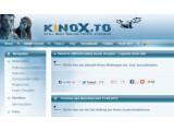 Bild: Webseiten mit illegalen Inhalten wie Kinox.to werden ab sofort von Google mit schlechteren Rankings bestraft.