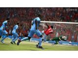 Bild: Die WiiU-Fassung des Fußball-Spiels wird durch Grafik und Touchscreen-Funktionen punkten.