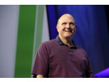 Bild: Will mit Surface die Dominanz von Apple im Tablet-Bereich brechen - Microsoft-Chef Steve Ballmer.