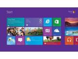 Bild: Windows 8 bietet eine neue auf Fingersteuerung optimierte Kacheloberfläche.