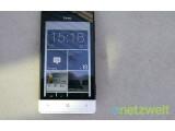 Bild: Bei Windows Phone 8 setzt Microsoft nicht nur auf eine enge Partnerschaft mit Nokia, sondern auch mit HTC. Der taiwanische Handy-Hersteller hat das Design seiner Geräte wie dem 8S perfekt auf Windows Phone 8 abgestimmt.