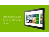 Bild: Im Windows Store sind keine ab 18-Apps gestattet.