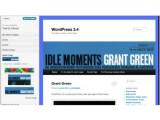 Bild: WordPress 3.4 verbessert die individuellen Gestaltungsmöglichkeiten.