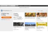 Bild: Wordpress.com bietet jedem Nutzer drei Gigabyte Speicher für sein eigenes Blog.