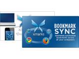 Bild: Xmarks gleicht Lesezeichen unabhängig vom Browser ab.