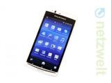 Bild: Das Xperia arc S gehört zu den ersten Xperia-Smartphones, die ein Update auf Android 4.0 erhalten.