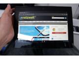 Bild: Das Xperia Tablet S wurde kurz nach dem Verkaufsstart wieder aus dem Verkauf gezogen.