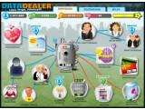 Bild: Das Ziel in Data Dealer ist es ein Daten-Imperium zu erschaffen.
