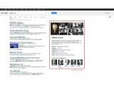 Bild: Die Zusammenfassungen sind Bestandteil der neuen Suchtechnik.