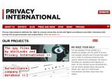 Bild: Zwei Spezialisten von Privacy International bieten neue Tracking-Listen für den IE9 an.