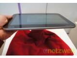"""Bild: 2.560 x 1.600 Pixel tummeln sich auf der Anzeige des Toshiba Excite Write - beim iPad mit 9,7 Zoll Bildschirmdiagonale sind es """"nur"""" 2.048 x 1.536 Bildpunkte."""