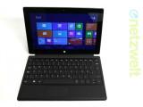 Bild: Abverkauf des Microsoft Surface RT begonnen? Händler bieten das Tablet bereits für 329 Euro an.