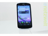 Bild: Das Acer Liquid E1 ist ein solides Einsteigersmartphone mit Dual-SIM-Funktion.
