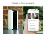 Bild: Alles ok: Ein Blick auf das Smartphone reicht aus, um sicherzugehen, dass in den eigenen vier Wänden alles in Ordnung ist.