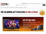 Bild: Amazons VideoOnDemand-Angebot lovefilm.de: Demnächst auch auf einer Set-Top-Box des Online-Händlers?