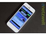 Bild: Anders als das iPhone 5 (Bild) soll der Nachfolger iPhone 5S mit einem Dual LED-Blitz ausgestattet sein.