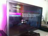 Bild: Bei Anschluss einer Stereo- oder Surround-Anlage sollte man das Tomformat in den Entertain-Einstellungen auswählen