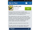 """Bild: Die Anwendung """"App des Tages"""" gibt es ab sofort auch für Android."""
