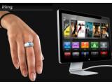 Bild: Apple iTV: Nutzer könnten den Fernseher mit iRing und iWatch steuern.