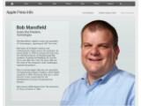Bild: Apple-Manager Bob Mansfield gehört nicht mehr zum Apple-Führungsteam.