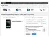 Bild: Apples Wiederverwertungs- und Recycling-Programm ist auch in Deutschland gestartet.
