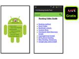 Bild: Ausführliche Rooting-Anleitungen für den Androiden.