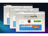 Bild: Benutzeroberfläche Austalis: Mozilla Firefox im neuen Design.