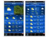 Bild: Bietet die besten Vorhersagen: die App WeatherPro.