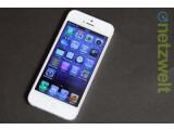 Bild: Bietet der Nachfolger des iPhone 5 ein neuartiges Display? Gerüchte aus China besagen dies.