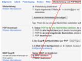 Bild: Bild1: IMAP in Gmail aktivieren.