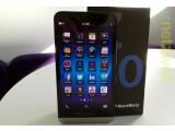 Bild: Das BlackBerry Z30 ist das neue Top-Modell des kanadischen Handyherstellers.
