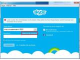 Bild: Bleibt das Passwort-Formular leer, sollte man nicht verzweifeln, sondern auf den hier hervorgehobenen Link klicken.