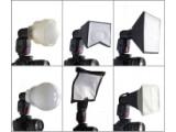 Bild: Blitzweichmacher sorgen unter anderem für schönere Fotos. Netzwelt hat sechs Modelle getestet.
