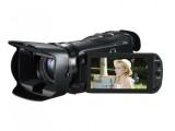 Bild: Der Camcorder bietet viele Einstellungsmöglichkeiten für Hobbyfilmer.