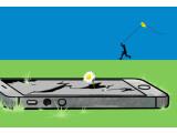 Bild: Computer, Tablets, iPhone und Co. könnten in absehbarer Zeit sich selbst überflüssig machen - findet die Verkehrte Netzwelt.